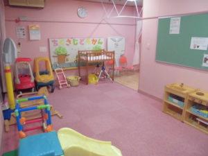 千種児童館乳幼児室